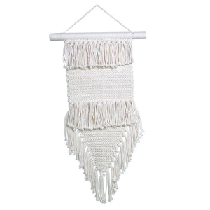 Iris Wall Hanging Marshmallow Small - Notbrand