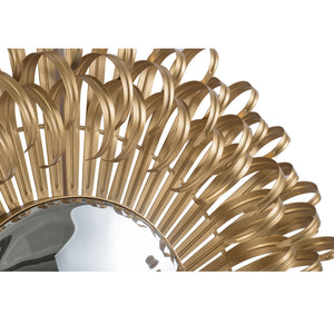 Gold Sunburst Mirror - Notbrand
