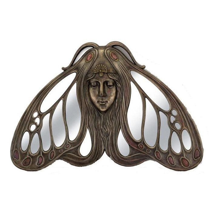 Princess Butterfly Wall Mirror