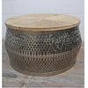 Woven Coffee Table - Notbrand