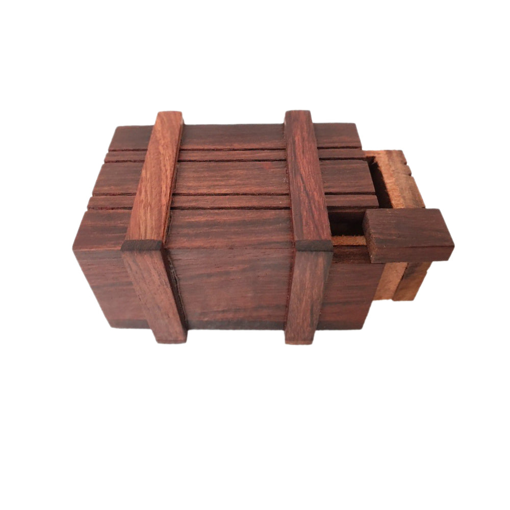 Natural Wooden Magic Box - Notbrand