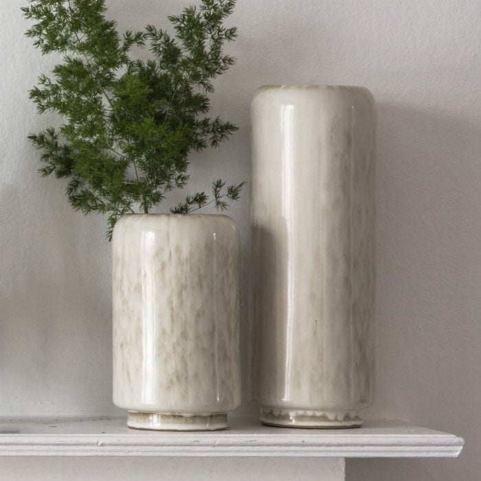 Xen Porcelain Vase (Set of 2) - Notbrand
