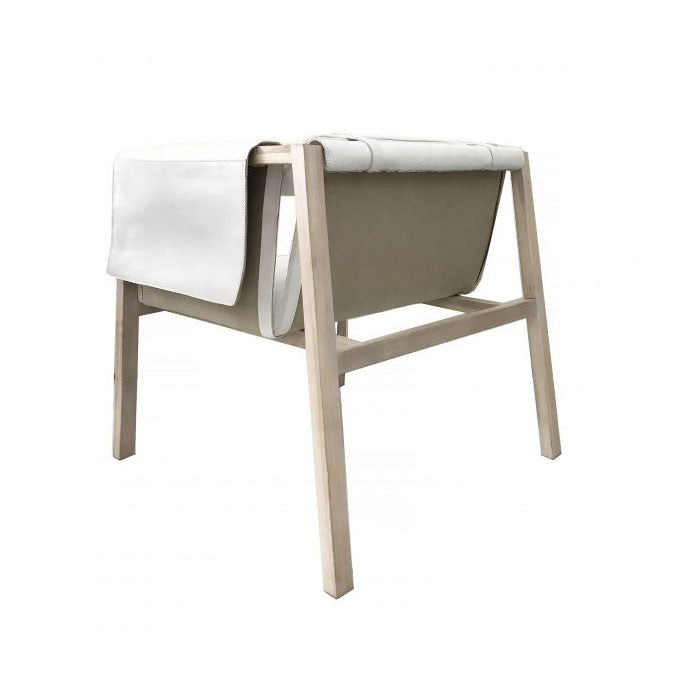 Zayne Chalk Occasional Chair - Notbrand