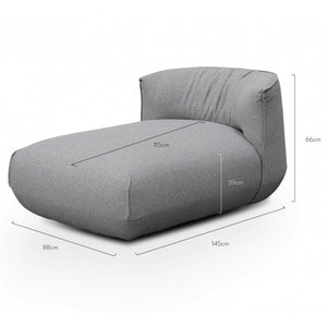 Ziggy Daybed - Light Grey - Notbrand