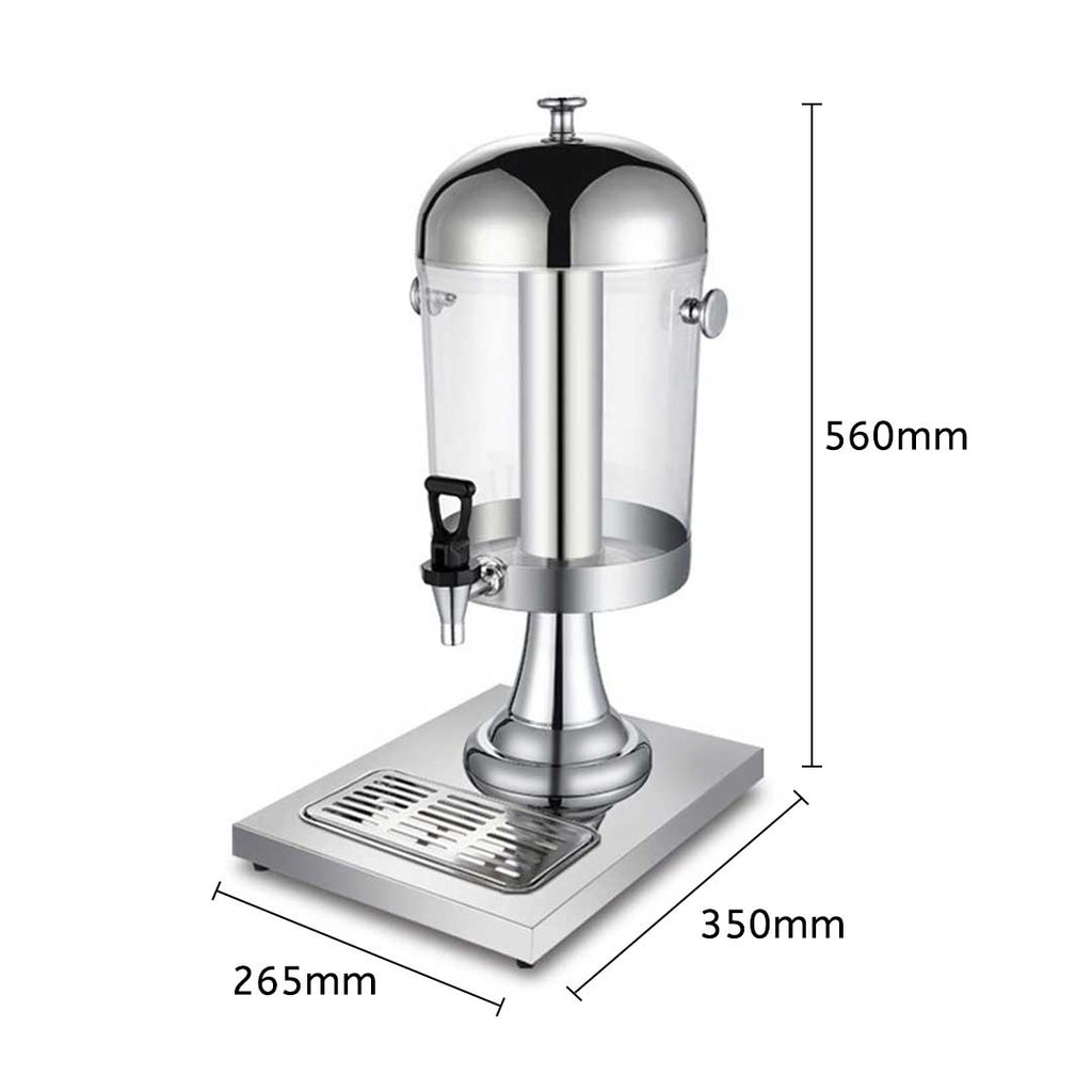 Single Beverage Dispenser - 8L - Notbrand