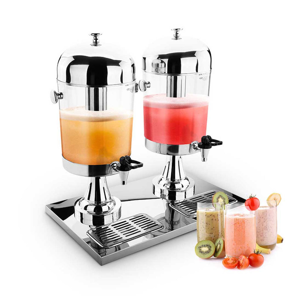 Dual Beverage Dispenser - 8L - Notbrand