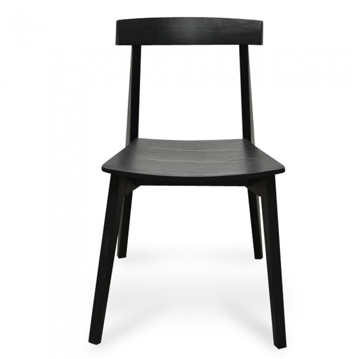 Joanna Dining Chair - Black - Notbrand