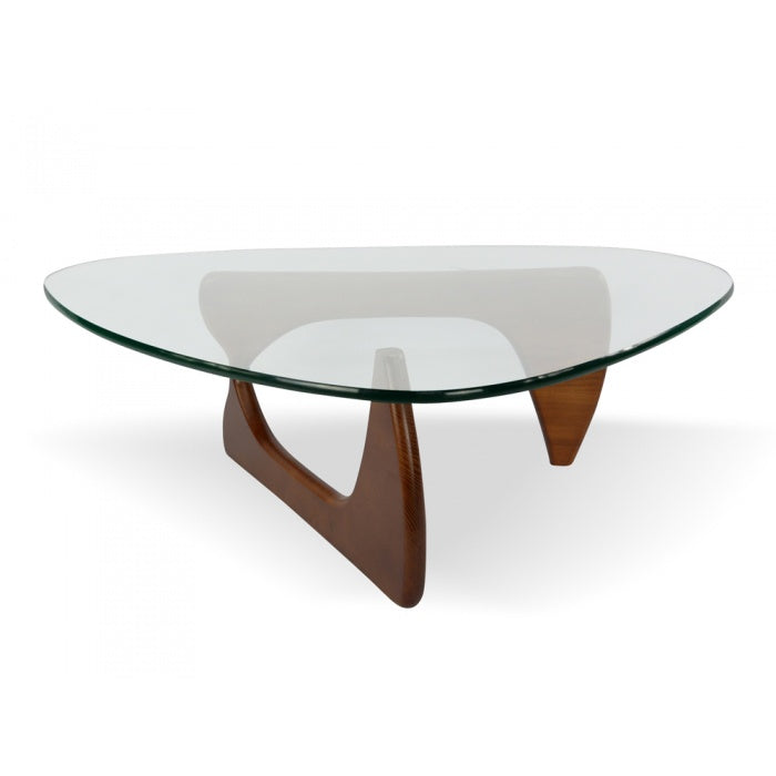 Isamu Noguchi Platinum Replica Coffee Table Walnut - Notbrand