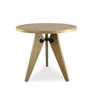 Miller Round Dining Table - 80cm Diameter - Notbrand