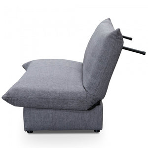 William 2 Seater Sofa Bed - Cloudy Grey - Notbrand