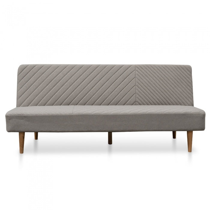 Coober 3 Seater Sofa Bed - Light Grey - Notbrand
