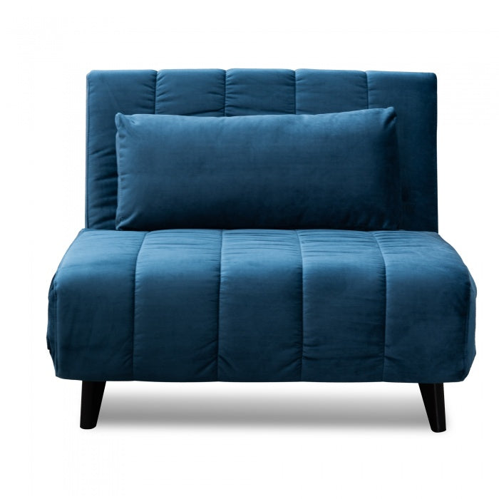 Sofa Bed - Azure Blue