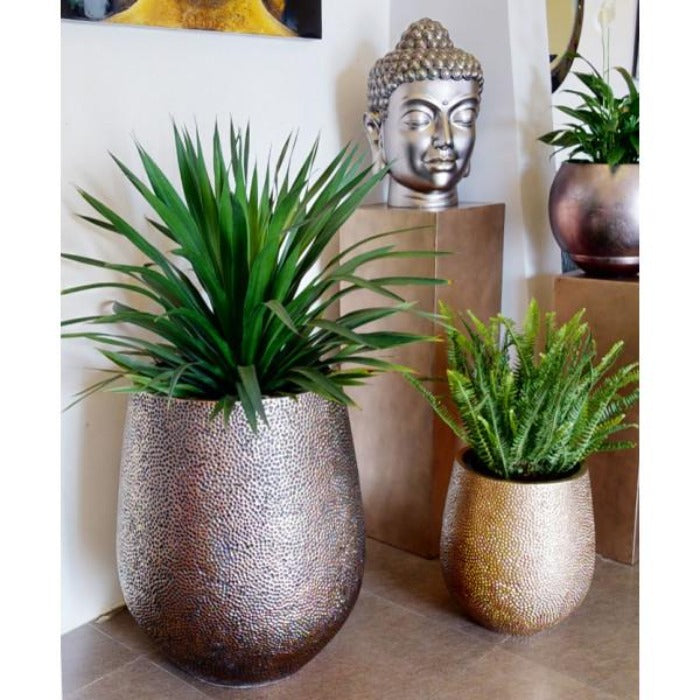 Kregen Large Indoor Floor Planter Pot - Notbrand