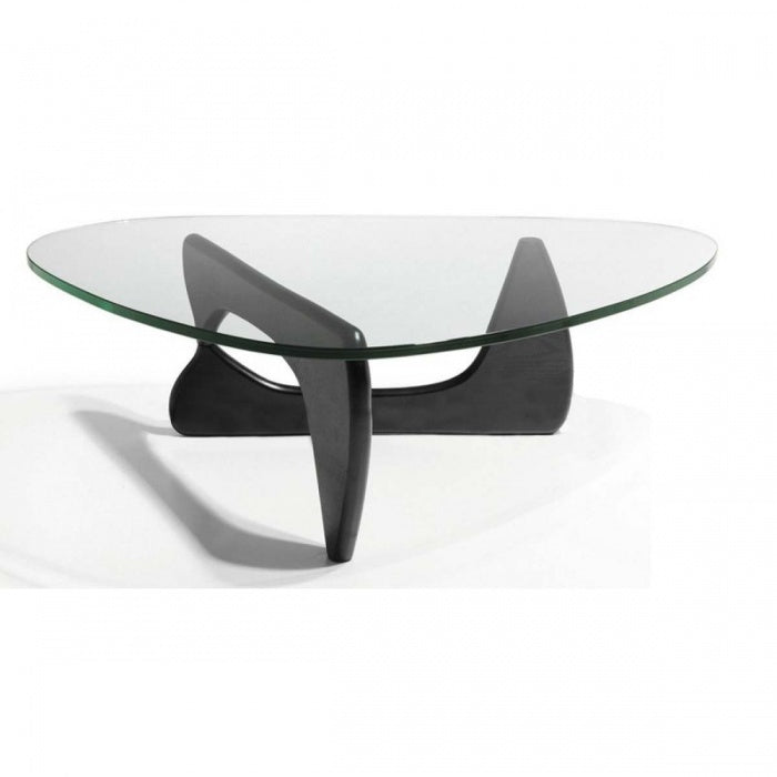 Isamu Noguchi Platinum Replica Coffee Table Black - Notbrand