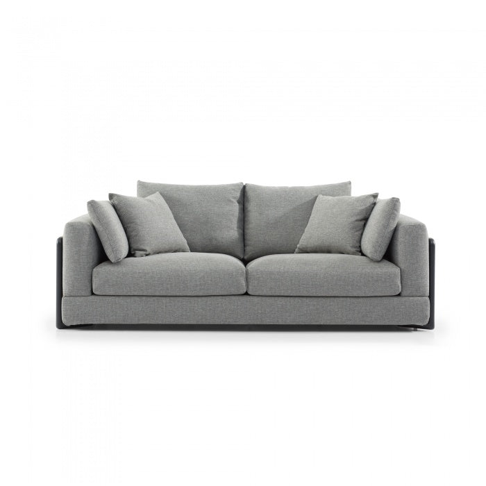 Arden 3 Seater Sofa - Dark Grey - Notbrand