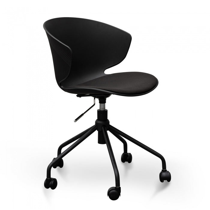 Elegant Office Chair - Black - Notbrand