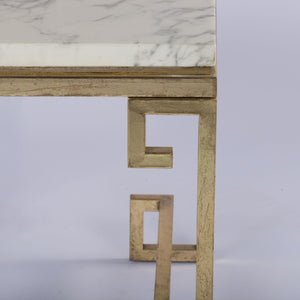 Cleopatra Marble Side Table - Notbrand