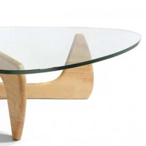 Isamu Noguchi Platinum Replica Coffee Table Natural Oak - Notbrand