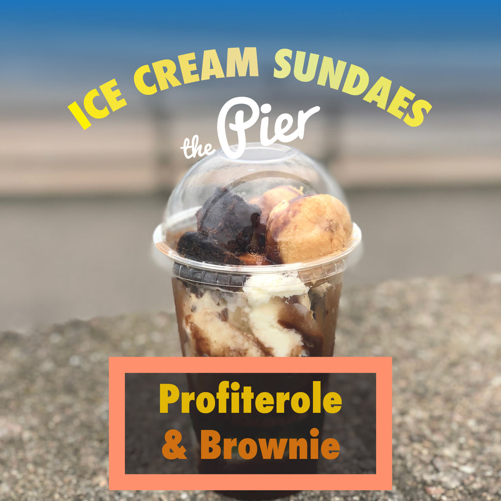 Pier Ice Cream Sundaes
