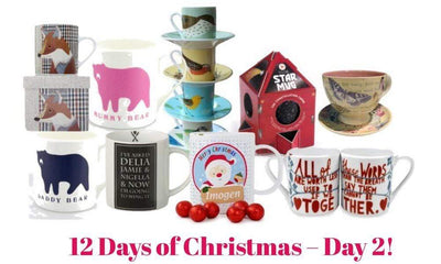 12 Days of Christmas – Day 2!