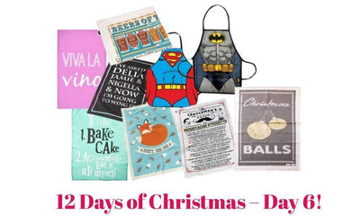 12 Days of Christmas – Day 6!