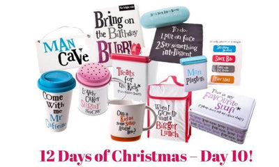 12 Days of Christmas – Day 10!