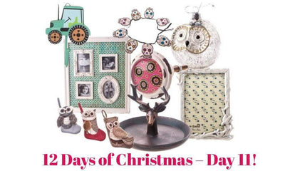 12 Days of Christmas – Day 11!