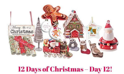 12 Days of Christmas – Day 12!