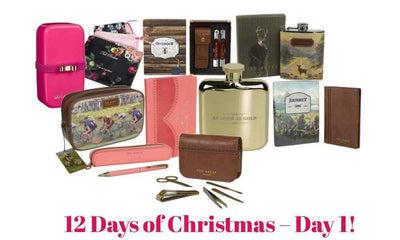 12 Days of Christmas – DAY 1!