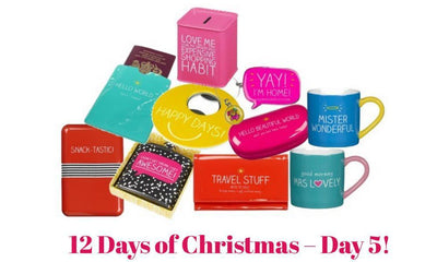 12 Days of Christmas – Day 5!