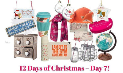 12 Days of Christmas – Day 7!
