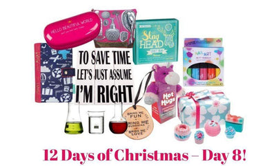 12 Days of Christmas – Day 8!