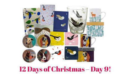 12 Days of Christmas – Day 9!