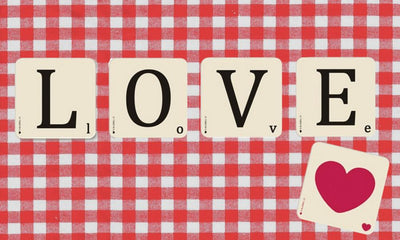 Our Bestselling Scrabble Placemats & Coasters