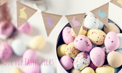 Top Easter picks from Mollie & Fred