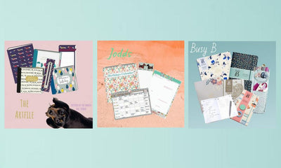 National Stationery Week 2020 is a celebration of everything Stationery at Mollie and Fred