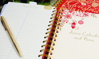 Planning For 2019 Christmas With Our Great Range Of Planners