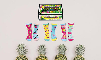 Socks … Not The Last Minute Boring Gift Idea With Mollie And Fred's United Odd Socks