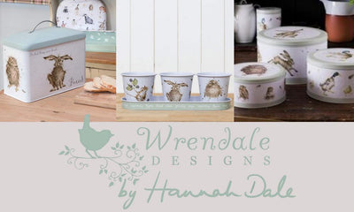 Mollie & Fred Is Your Local Supplier For Wrendale Designs By Lincolnshire's Hannah Dale