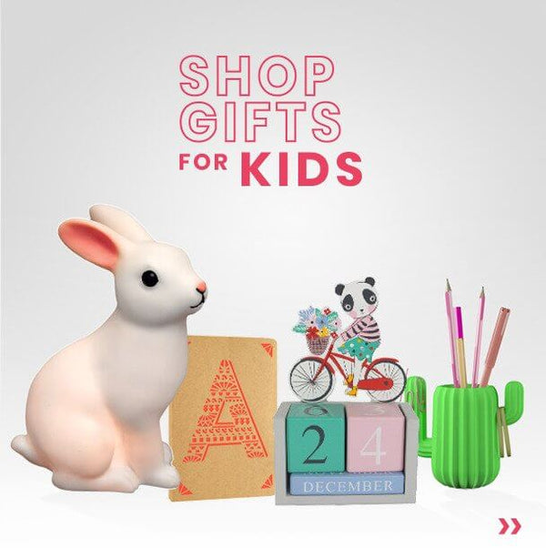 shop gifts for kids here at mollie and fred