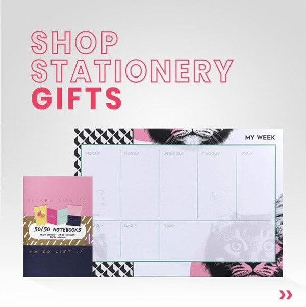 Shop stationery gifts at mollie and fred
