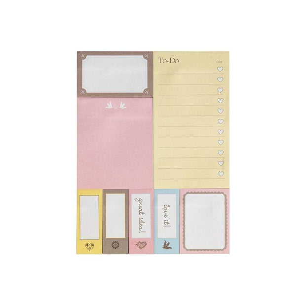 BusyB Sticky Notes Busy B Wedding Sticky Notes Set