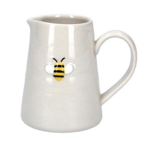 Gisela Graham Easter Jugs Decorative Ceramic Bumble Bee Jug