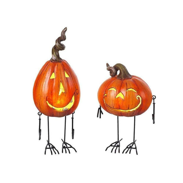 Heaven Sends Halloween Decoration Halloween LED Pumpkin Decorations