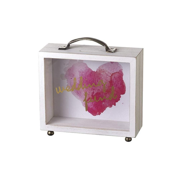 Heaven Sends Trinket & keepsake Boxes Wedding Fund Money Box
