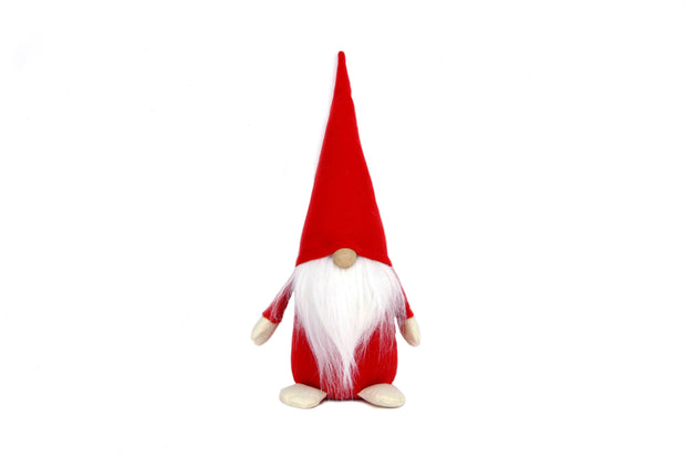 Mollie and Fred Gifts Gnome Santa Christmas Decoration