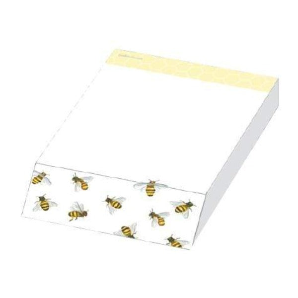 Padblocks Stationery Honey Bee Sticky Notepad