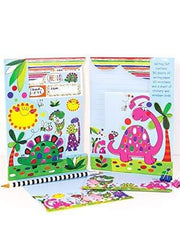 Rachel Ellen Childrens Stationery My Rawrsome Writing Set