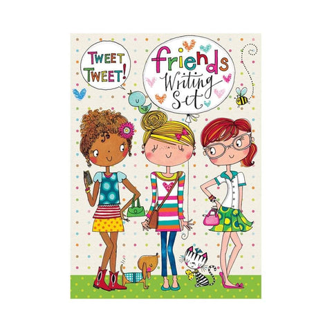 Rachel Ellen Friends Writing Set Ideal For Girls