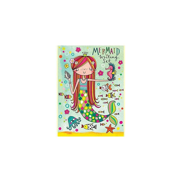 Rachel Ellen Girls Mermaid Writing Set